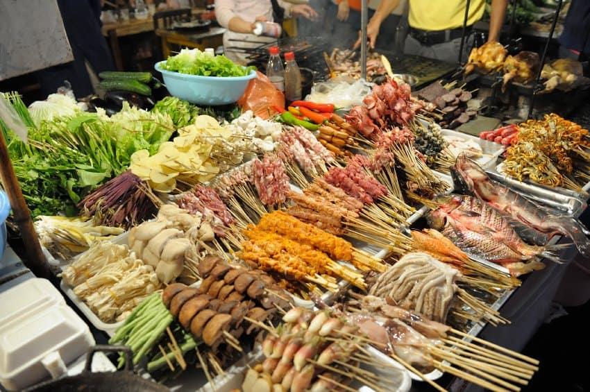 China food tales