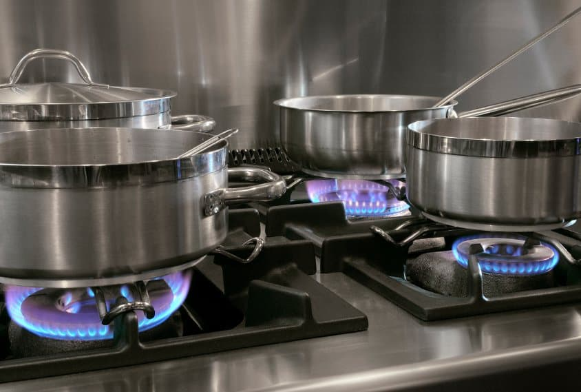 Cooking materials - Choose the right material for the right job