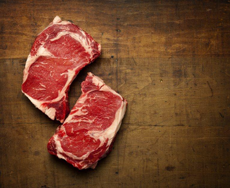 Delmonico steak