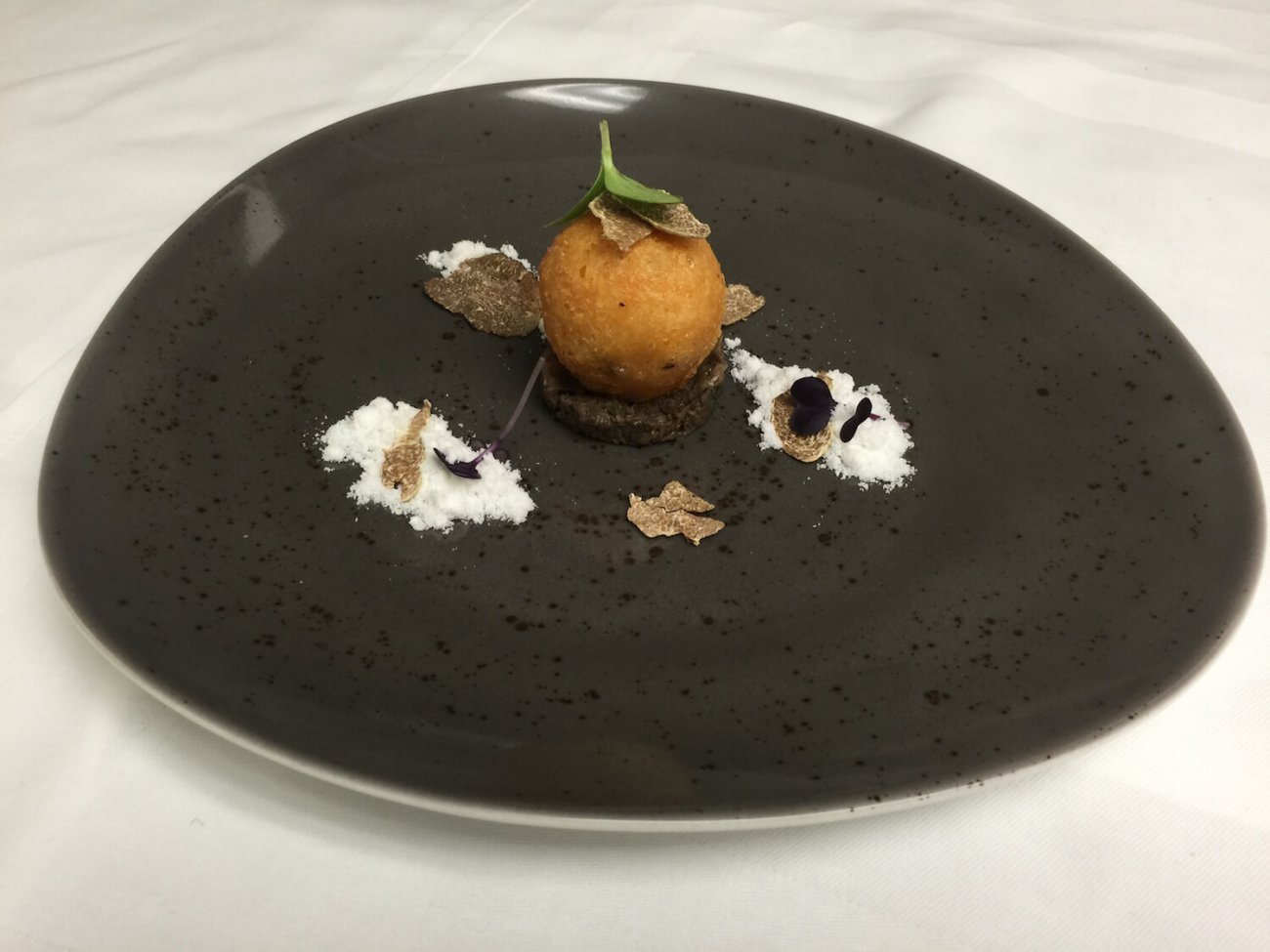 TRUFFLED PARMESAN BALL