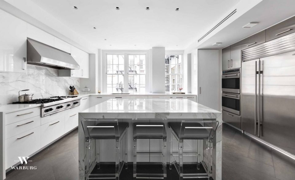 130 East 67th Street - Amazing Kitchen