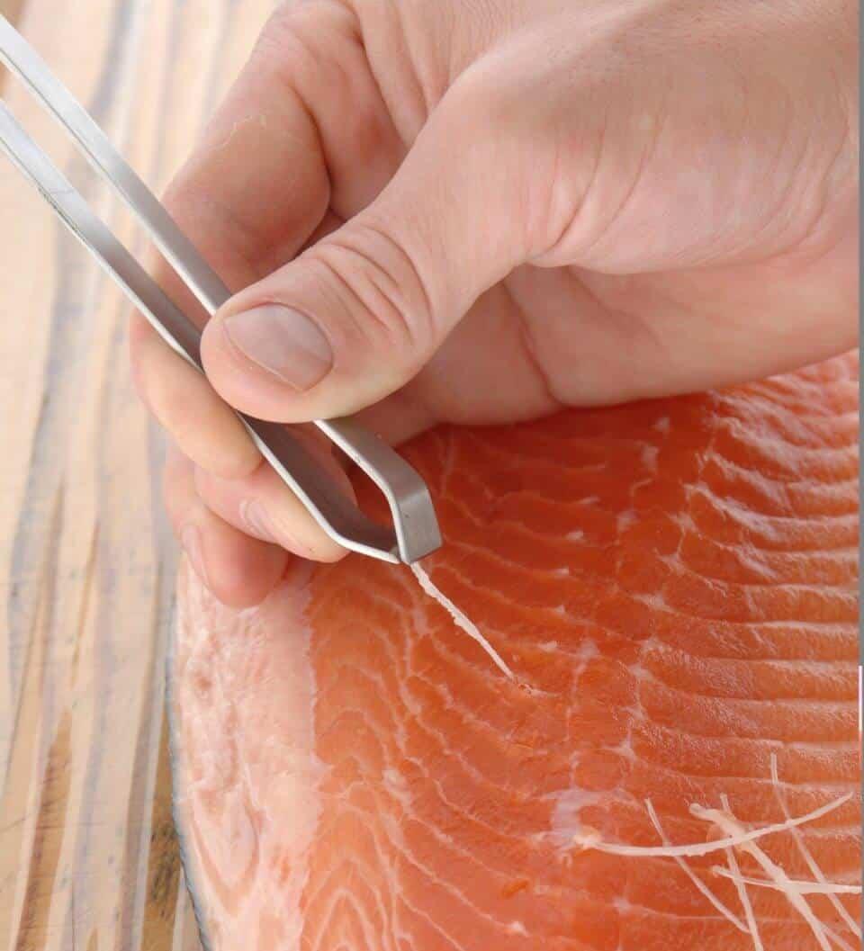 PIN BONING FISH