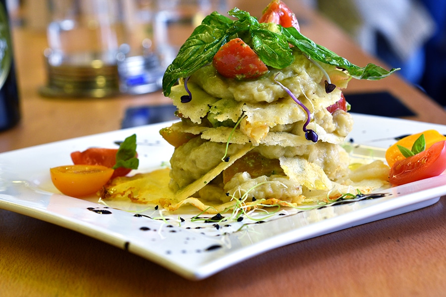 Italian Food at Dei Frati;