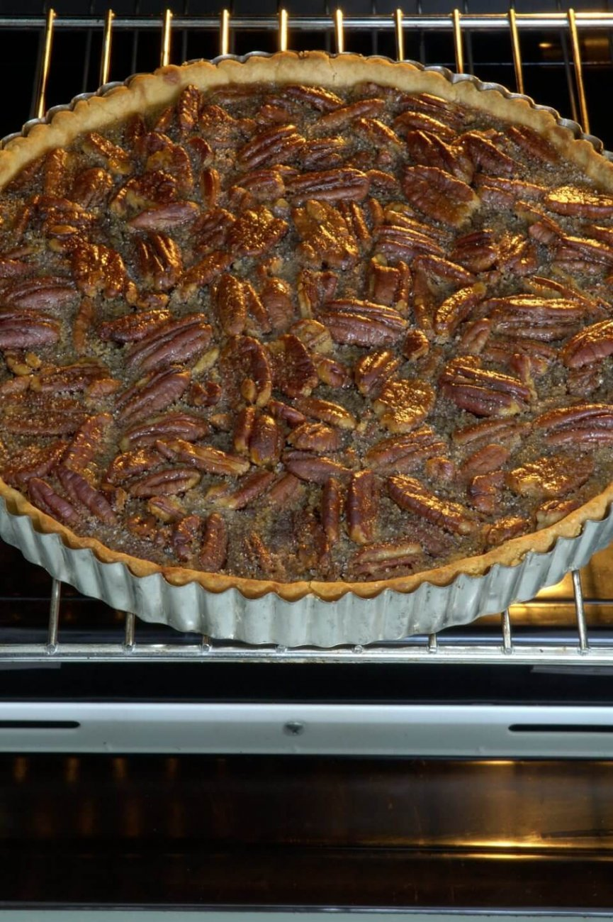 Easy Pecan Pie Recipe by Chef Paul Hegeman