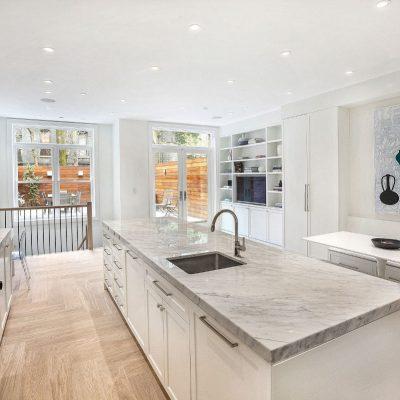 310 West 88th Street - Amazing White Kitchen