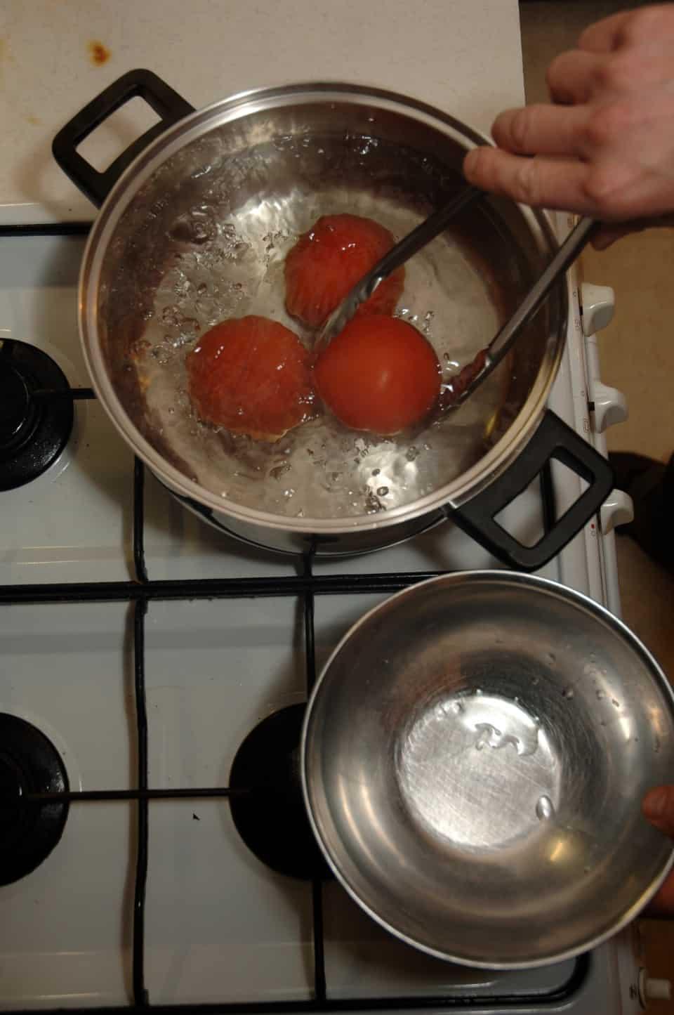 Tomato Concasse Step2