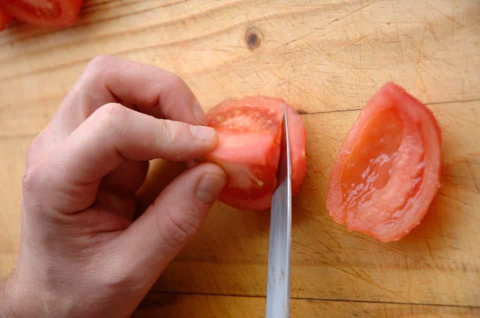 Tomato Concasse Step 4