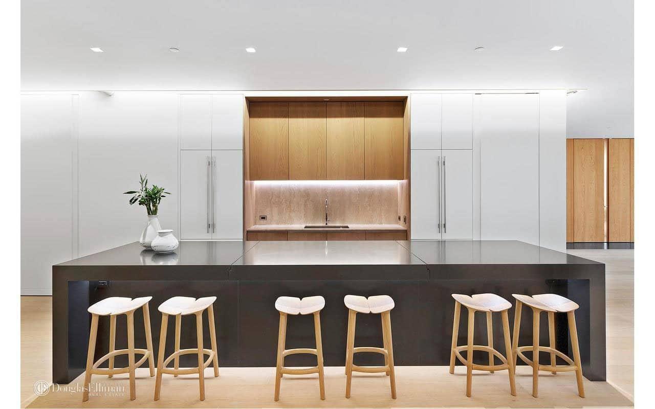 Immense SoHo Loft Kitchen That Any Optimist Would Love