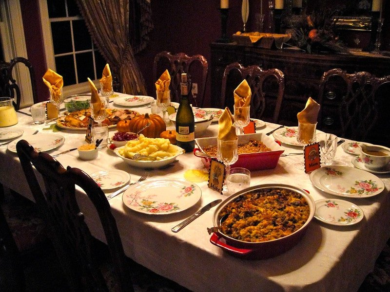 Thanksgiving goodies in Canada