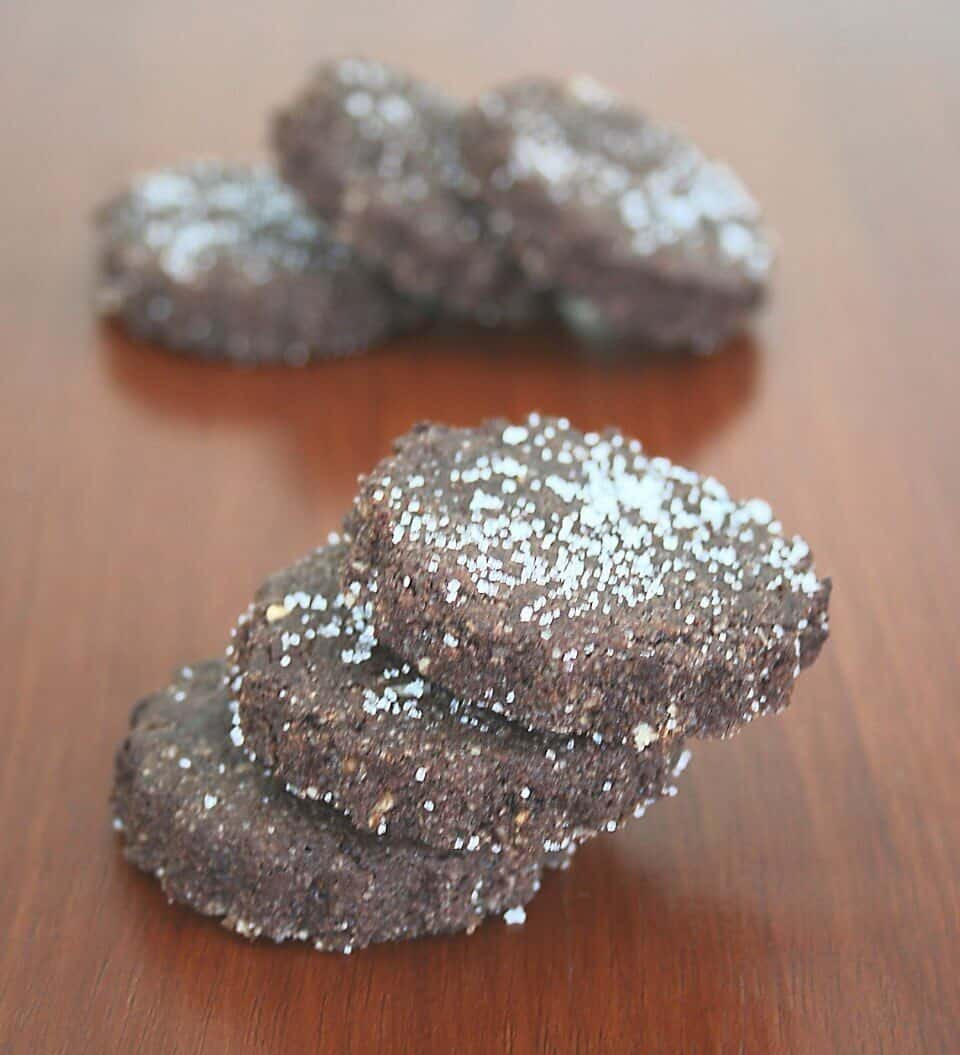 Brunsli – Swiss Chocolate Cookies Recipe