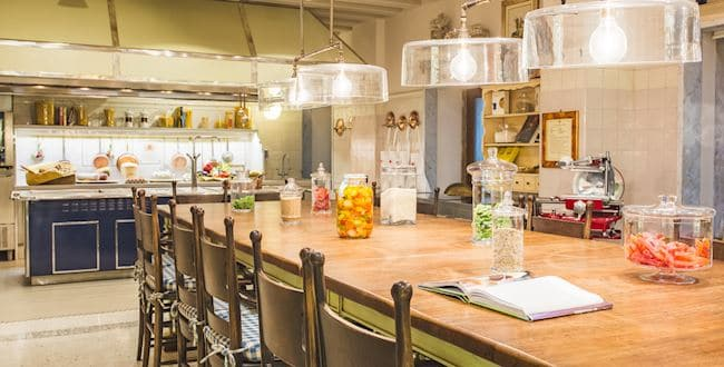 Stay and Cook Class at The Gritti Epicurean School
