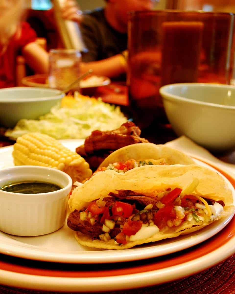 Carne Asada Tacos with Fresh Pico de Gallo