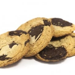 CHOCOLATE CHIP COOKIES FROM JACQUES TORRES