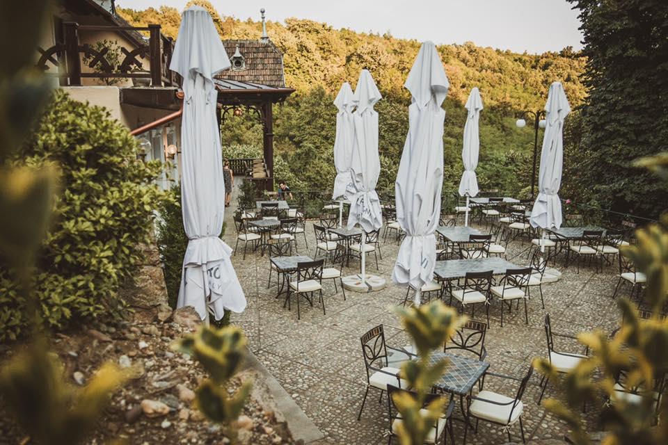 Beautiful view at Roca Bruna