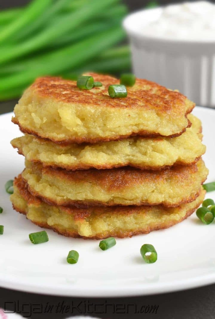 Deruni (Potato Pancakes)