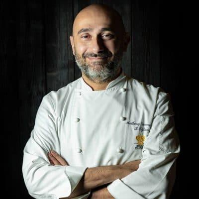 Chef Anthony Genovese