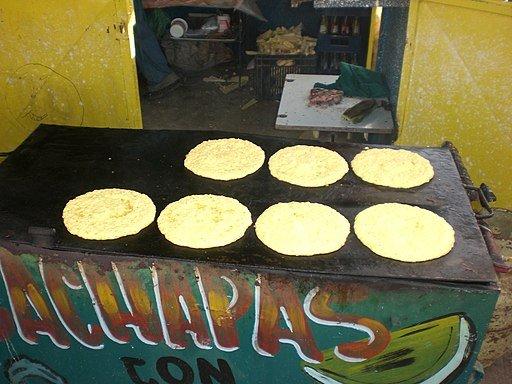 Corn Cachapa