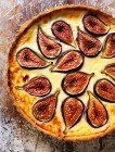 DALMATIAN FRESH FIG TART edit