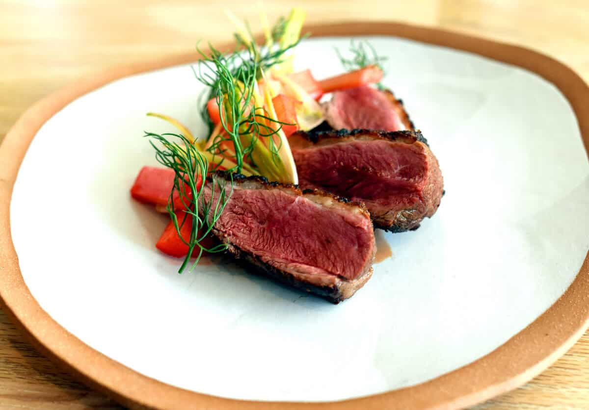 how to cook mallard duck breast