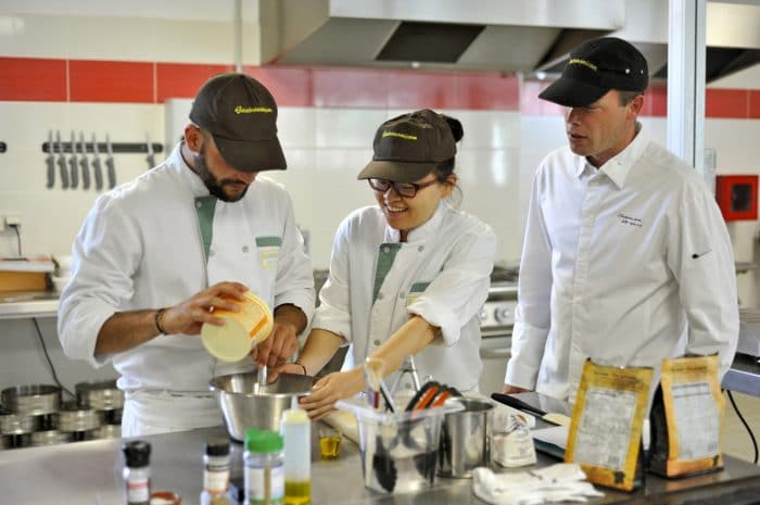 Cooking Classes at Gastronomicom International Culinary Academy;