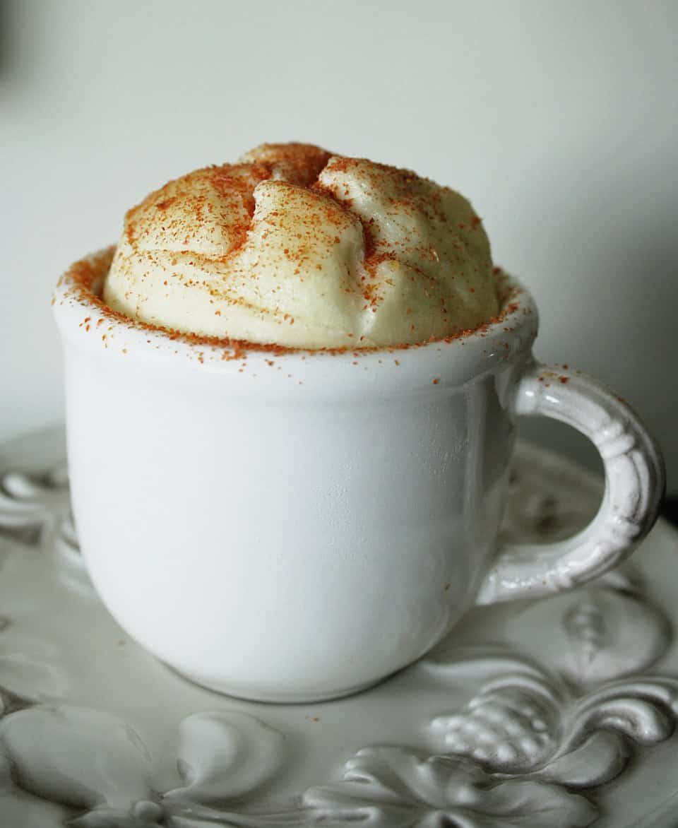 Goat Cheese Souffle - Chefs Pencil
