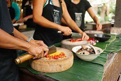 Cooking Classes at The Casa Luna Cooking School