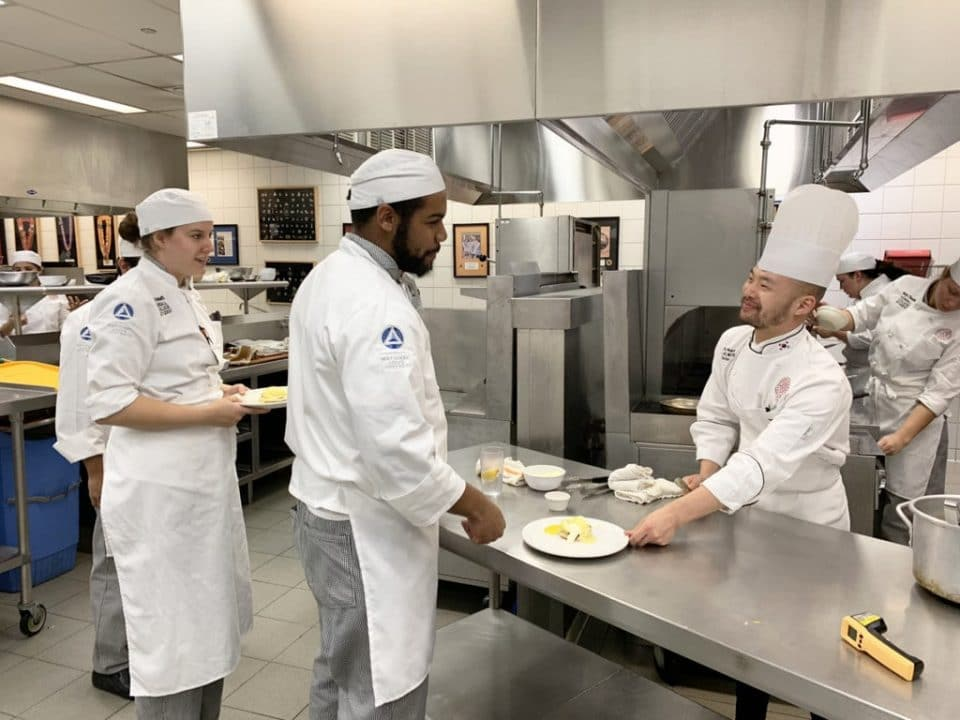 Kendall culinary classes