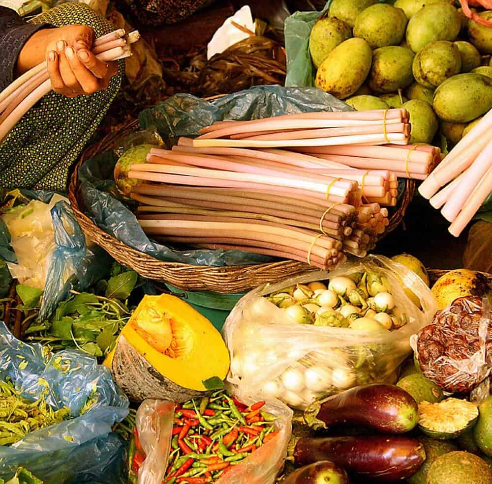 Khmer Kitchen: On A Khmer Market