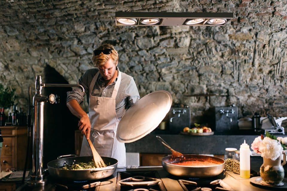 Cooking Classes at Castello di Vicarello