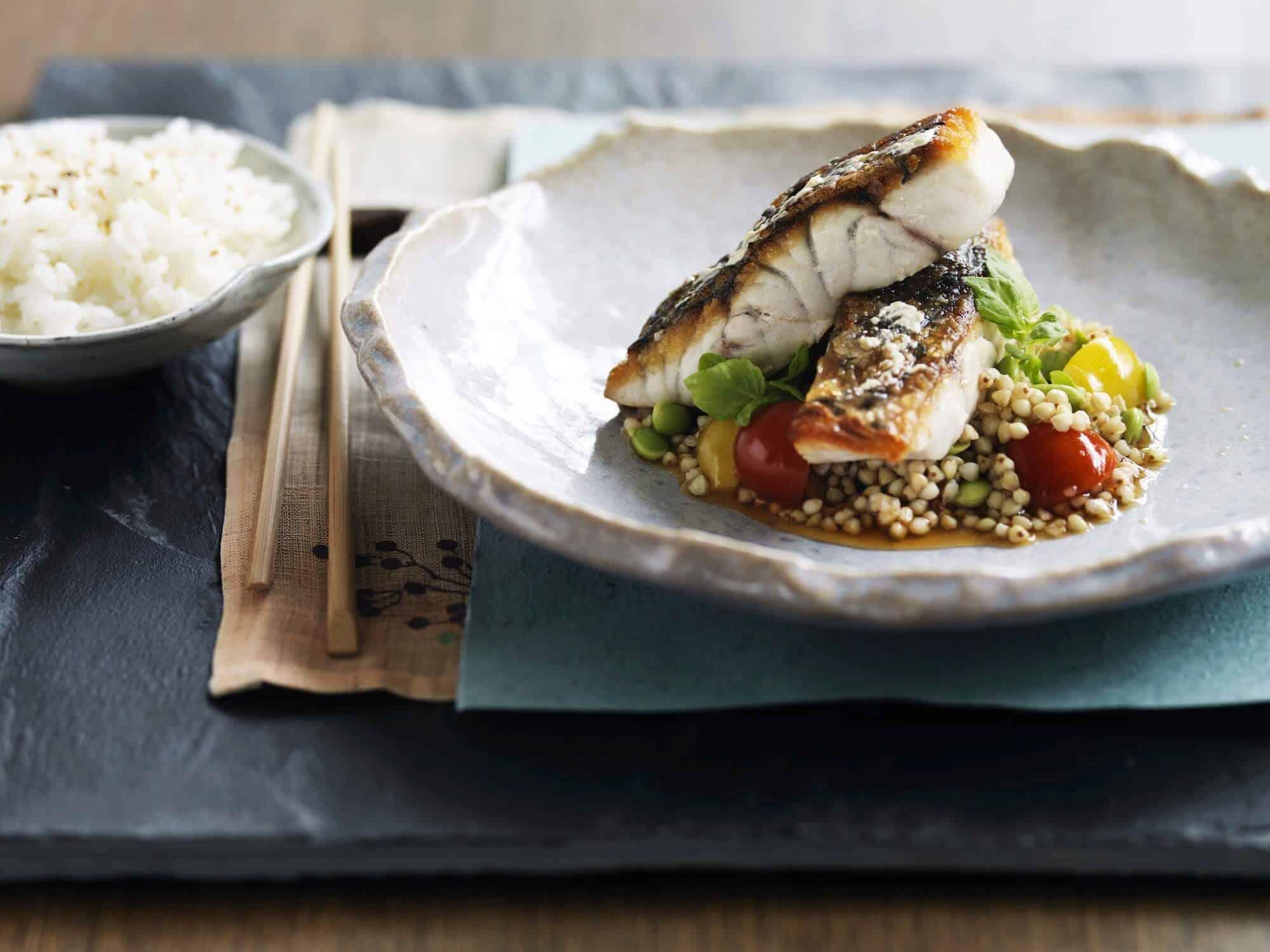 Grilled Barramundi Fish Recipes