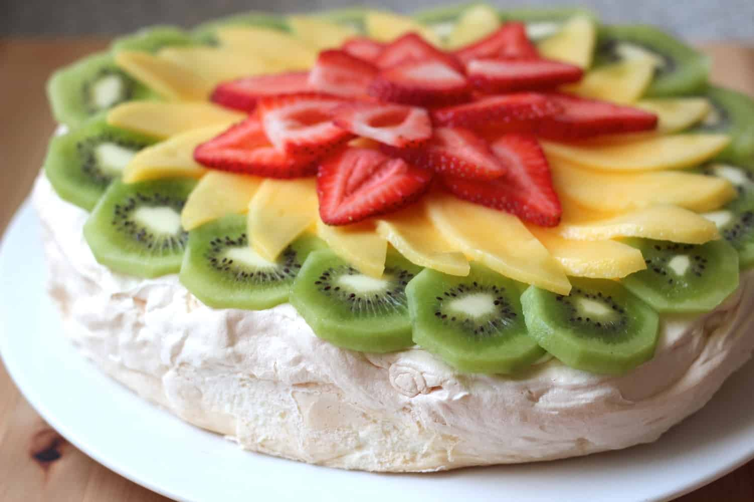 Pavlova recipes chef s pencil for Authentic new zealand cuisine