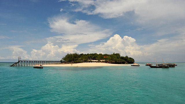 Prison Island Zanzibar
