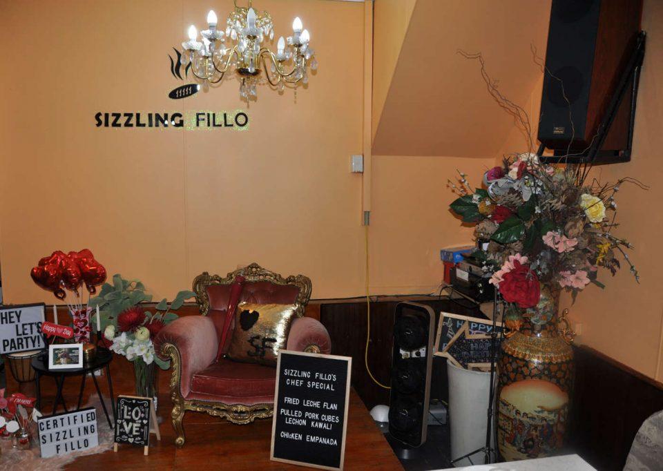 Sizzling Fillo, Lidcombe