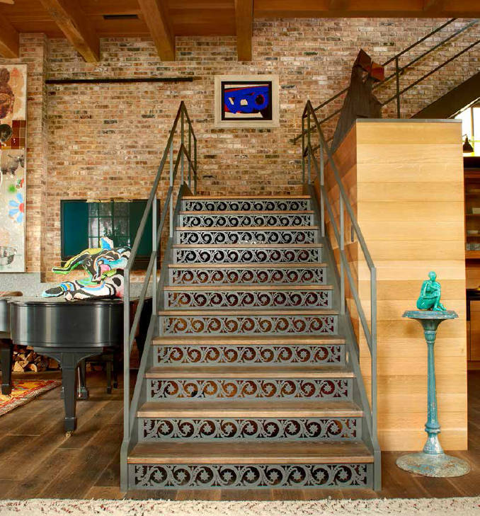 Exceptional stair railings