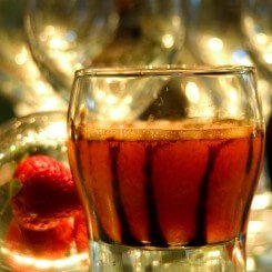 Strawberry Balsamic Juice