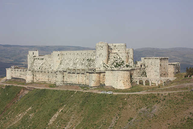 Krak de Chevaliers, Syria