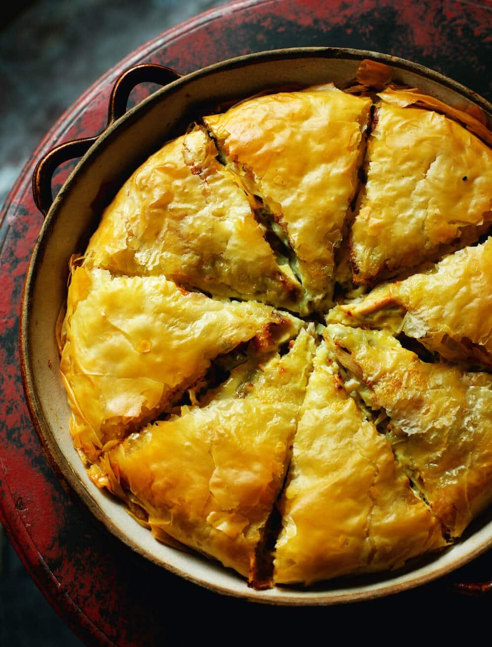 The best chicken pie in greece chefs pencil the best chicken pie in greece forumfinder Images