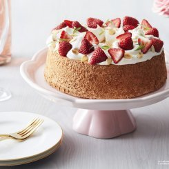 SUNSET® WOW™ Berry Angel Food Cake