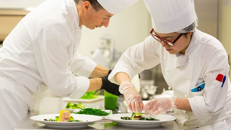 Classes at Culinary Arts Academy