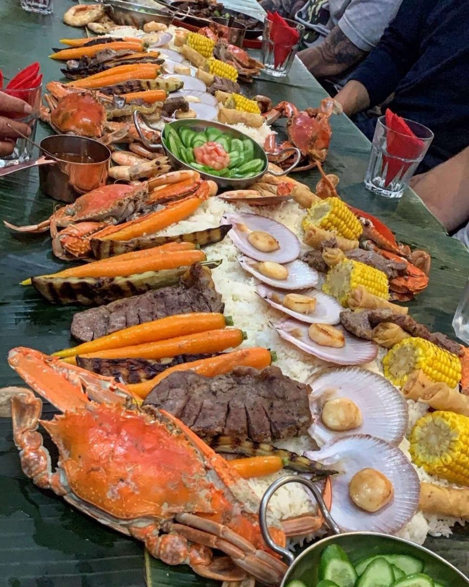 Surf and Turf Boodle Feast