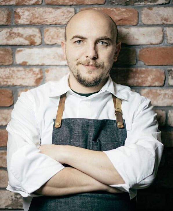 Chef Francesco Gasbarro