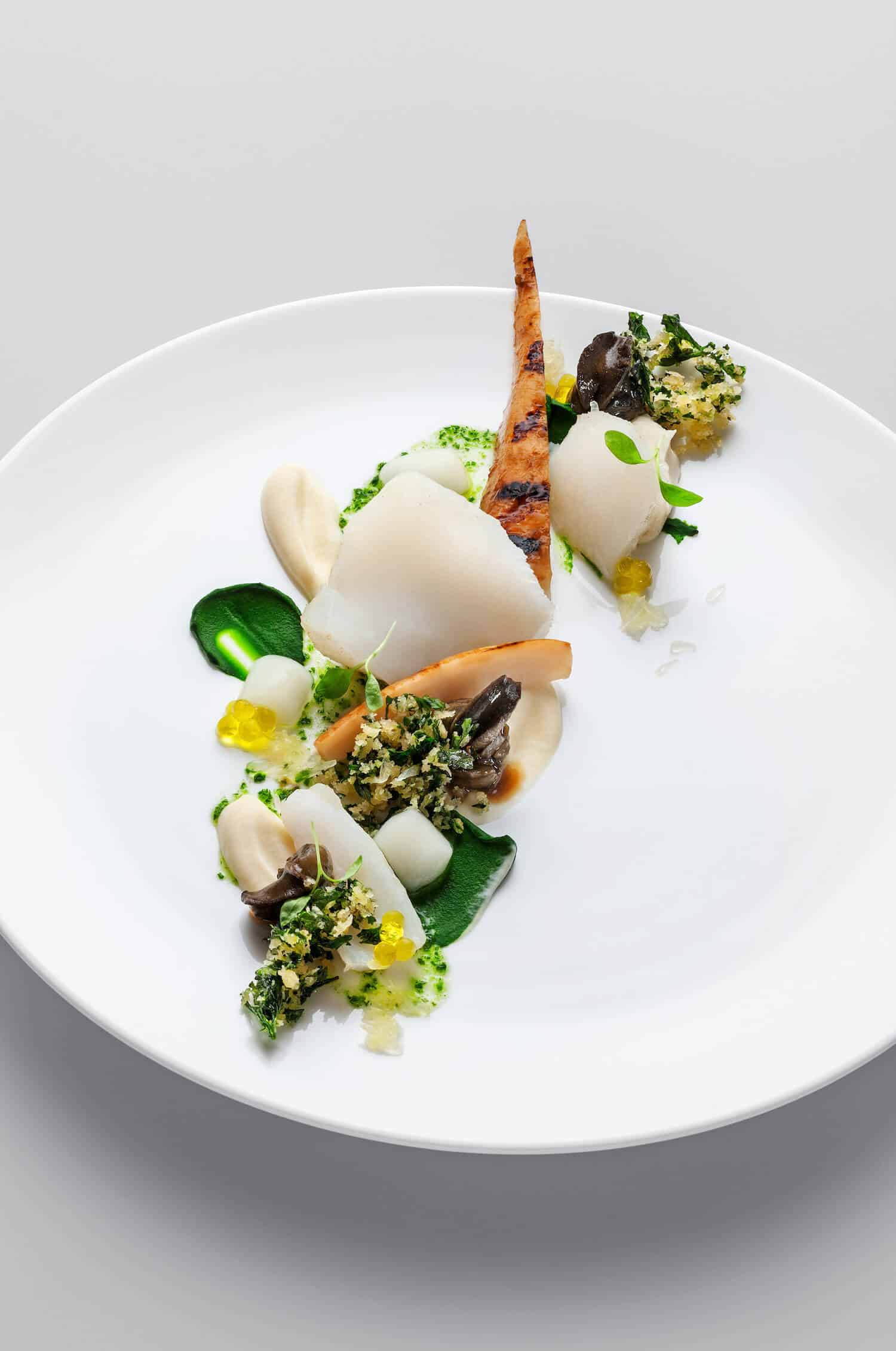 Cod Snails Parsley And Lemon Chefs Pencil