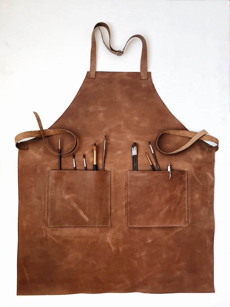 Dense craft apron
