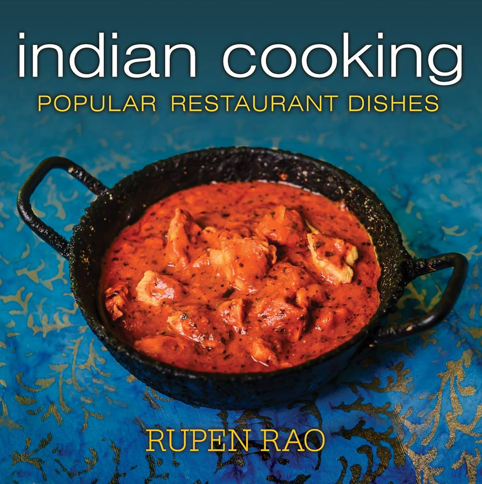 Indian cooking by Rupen Rao