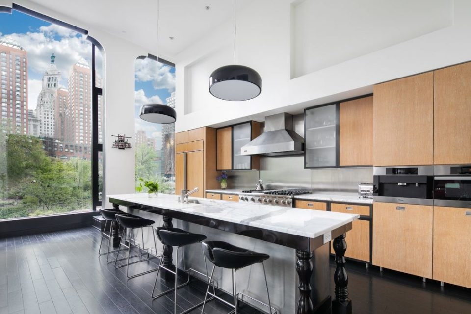 Vicente Wolf Designed Kitchen