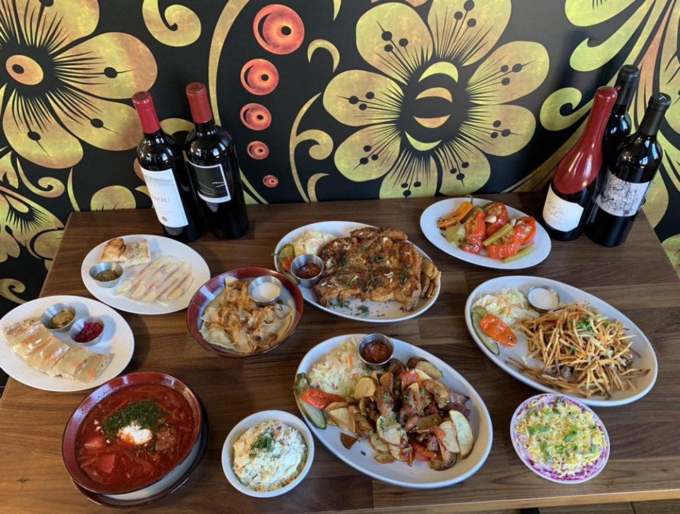 Kulinka Russian Cuisine