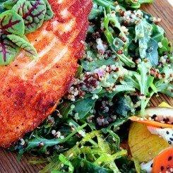 Mahogany Salmon Marinade
