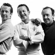 Stéphane, Antoine & François Raimbault